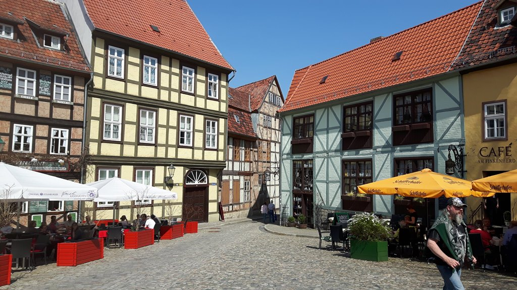 Workshop in Quedlinburg