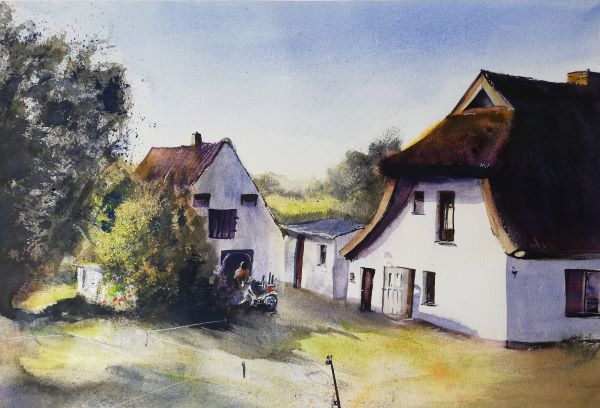 Alter Bauernhof Hiddensee
