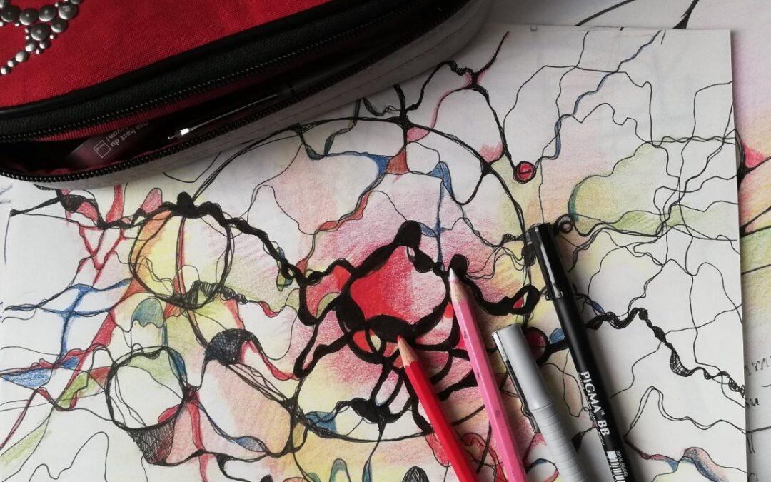 neurographische Zeichung